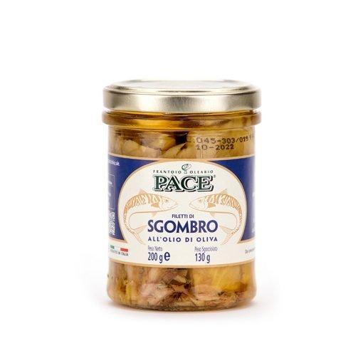 Filetti-di-Sgombro-all'Olio-di-Oliva