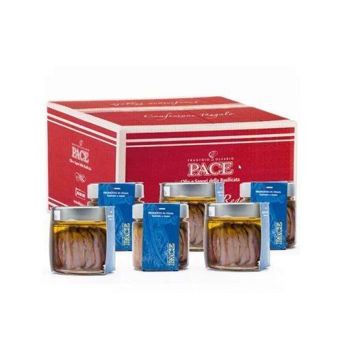 Filetti-di-acciughe-in-Olio-extra-vergine-di-Oliva---Confezione-regalo