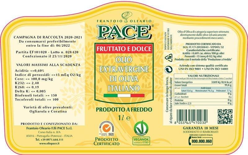 etichetta-EVO_Fruttato-e-Dolce
