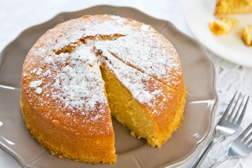 Torta Olio EVO